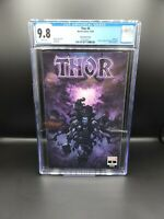 Thor #6 CGC 9.8 Skan Trade Variant (2020) - Black Winter -