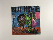BLUE MOVIE Milking The Masters LP Good Foot GF 1002 US 1987 SEALED PROMO 0A