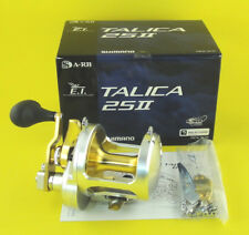NEW SHIMANO TALICA 25 25II 2-SPEED REEL **U.S SELLER FREE 1-3 DAYS DELIVERY**