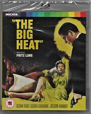 The Big Heat Standard Edition Blu-ray 2020 Region