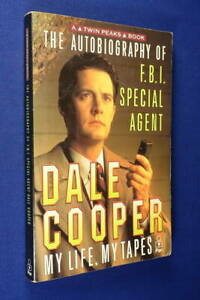 THE AUTOBIOGRAPHY OF FBI SPECIAL AGENT DALE COOPER Scott Frost POOR CONDITION