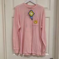 BRAND NEW RIPNDIP UNISEX Lord Nermal Long Sleeve T-Shirt
