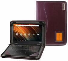 Broonel Purple Case For Dell Inspiron 15.6 inch HD Touchscreen NEW