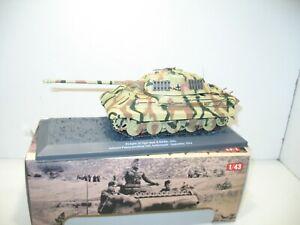 IXO ALTAYA 1:43, char TIGRE II netherland  militaire ref: 100