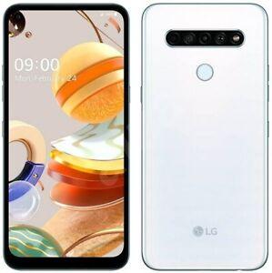 "NEW LG K61 | 128GB | 4G LTE AT&T | CRICKET UNLOCKED 6.53"" Smartphone LM-Q630UM"