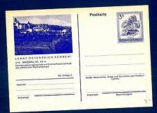 AUSTRIA - Cart. Post. - 1981 - 3 S - 3712 Maissau, No- 162. Auflage/5