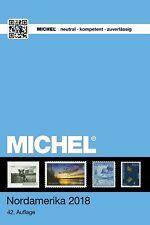Michel Katalog 1.1 Nordamerika 2018 catalogus catalogue Noord Amerika USA Canada