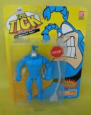 THE TICK Blue Action Figure HURLING TICK Series 2 New/Sealed BAN DAI 1995