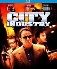 City Of Industry (1997) (2017, Blu-ray NUEVO) (REGION A)