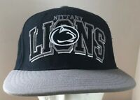 Penn State Nittany Lions Adjustable Snapback Cap Hat Top of the World NCAA