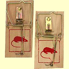 Holz Mausefalle Rattenfalle Mausefallen Mäuse Falle Ratten Nager Mäusefallen