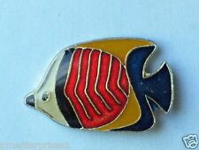Tropical Angel Fish Pin
