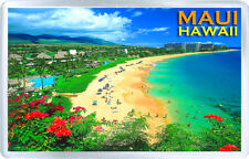 Maui Hawaii Fridge Magnet Souvenir New