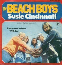 "THE BEACH BOYS SUSIE CINCINNATI/TOUT LE MONDE IN LOVE WITH YOU VINYLE 7"" S5123"