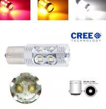 2x 50w White P21 BA15S 1156 Super Bright Cree Led,DRL, Reverse, FOG Light Bulbs
