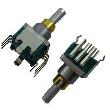 Bouton Poussoir Pcb Signal commutateurs - DPDT 4 off 4PDT-sur support de montage Alpes