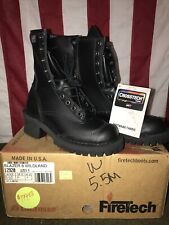 Lacrosse Firetech Blazer 8 Wildland Firefighting Boots Womans Size 55m Nib