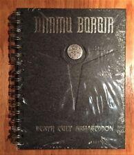 Dimmu Borgir - Death Cult Armageddon + 1 Bonus (Rare Metal Book - New) Bathory