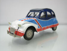 Diecast Norev Citroen 2CV 6 Shoe 1/43 Very Good Condition