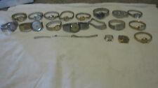 USED JUNK  WATCHES LOT FOR PARTS (LOT 4) ALL TIMEX