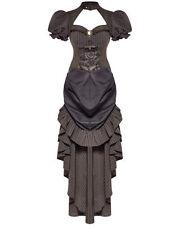 Vestiti da donna marrone di lunghezza totale taglia XL