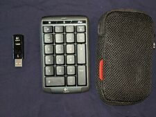 Logitech Y-RBC86 Wireless Cordless Number pad Numeric Keypad