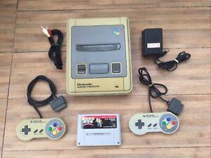 Nintendo Super Famicom SNES Console