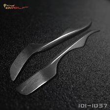 Carbon Fiber Eyelids Eyebrow Trim for Lexus IS300 IS200 RS200 ALTezza 1998-2005