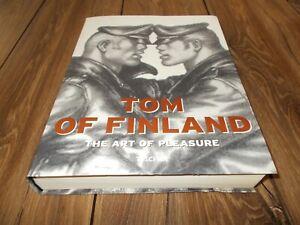 TOM OF FINLAND / THE ART OF PLEASURE / TASCHEN / TBE
