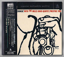 Cookin 'with the Miles Davis Quintet | Giappone JVC XRCD vicj - 60127