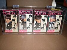 Custom Plexiglass Display Case for Beatles Remco Dolls - REDUCED SHIPPING!