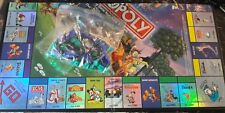2001 Monopoly Disney Edition Game Board Tokens Houses Hotels Parts Only