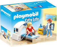 Playmobil City Life Radiologist 70196 (for Kids 4 and up)