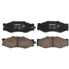 Disc Brake Pad Set-RWD Front Federated D266A