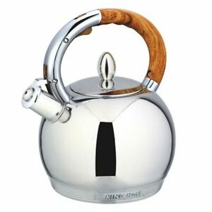 Kettle with Kinghoff whistle 2.4L KH-1224