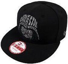 Chapeaux visière noir New Era pour homme