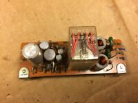 Sansui Six Parts - PROTECTOR BOARD F-1440  for Vintage Receiver w/ Relay