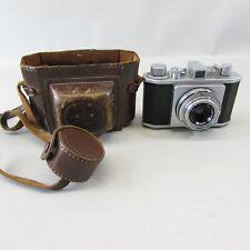 VTG OLYMPUS 35mm  40mm 3.5 ZUIKO Camera w/ case
