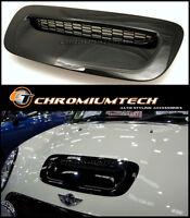 MK2 BMW Mini Cooper S//SD JCW GP R55 Clubman R56 Tapa De Escotilla Negro Fuel Tank Cap