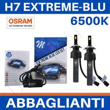 2x Lampade Led H7 Extreme Blu 6500K 5200LM Abbaglianti Per BMW X1 E84 F48 2009+