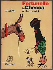 FORTUNELLO LA CHECCA E I LORO AMICI l' età d'oro del fumetto 1965 happy hooligan