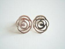 """Tous"" 925 Silber Ohrstecker/Ohrringe Blütenform 2,6 g/ 1,6 x 1,4 cm"