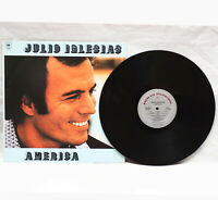 Julio Iglesias - America LP Vinyl Record Latin DJL-50305 USA 1979