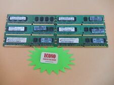 6GB (6X1GB) DDR2 PC2-5300U Desktop Memory RAM From Mixed Brands