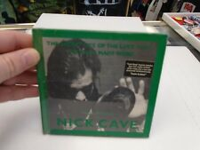 Nick Cave Secret Life Two Lectures From The Bad Seeds CD King Mob Records Sealed