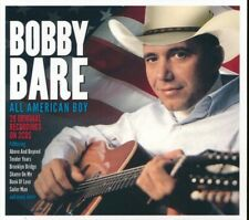SEALED NEW CD Bobby Bare - All American Boy