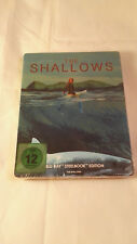 The Shallows Blu Ray Steelbook