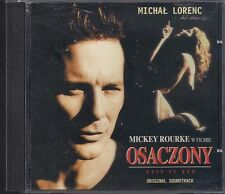 MICHAL LORENC OSACZONY EXIT IN RED 1996 CD TOP RARE POLISH OOP OST MICKEY ROURKE