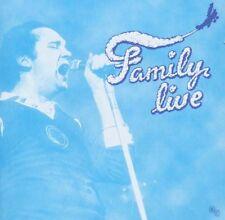 FAMILY: Live (1971); in jewel case; MYSTIC RECORDS  CD Neu
