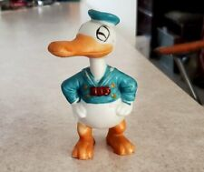 "1930's Walt Disney Long Bill Donald Duck Bisque Figure 4-1/2"" Japan"